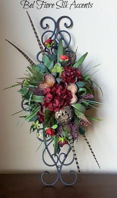 80 best silk flower arrangements images on pinterest silk flowers black wall sconce indoor wall sconces led wall sconce candle wall sconces mightylinksfo