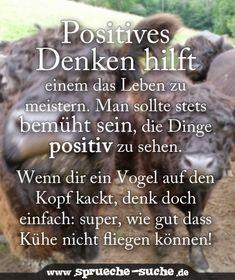 Positives Denken: Optimismus als Überlebensstrategie