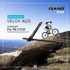 Pensando em dar um rolê de bike, mas não tem como transportá-la???  Na @rackboard você encontra a solução!  Confira essa e outras promoções em nossa loja virtual: www.rackboard.com.br (Oferta exclusiva somente para compra feita através do site). #VeloxEqmax #RackBoard #Suporteparabicicleta #Bike #Promoção  http://www.rackboard.com.br/