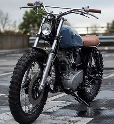 overboldmotorco: Another angle of the Type 7B. Full album on...  overboldmotorco:  Another angle of the Type 7B. Full album on our website and Facebook page. Go check it out @gaz_af #autofabrica #caferacer #scrambler by auto_fabrica http://overboldmotor.co