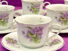 $29.70 Valeska Set of 6 Discount Tea Cups and Saucers Bulk Pricing  From Lynns   Get it here: http://astore.amazon.com/claireturn78-20/detail/B004IB4D2I/179-2706400-2266969