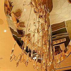 #talstudiolasvegas @fizzlasvegas @lusivedecor #lighting #lightart #design #elementsofdesign