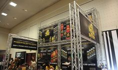 The VersaTruss Plus aluminum truss trade show booth system will give you all of the freedom you need to create your exhibit vision. Versatility is the name of the game. We realize that it is important that our clients have the freedom to grow or modify their displays without  purchasing a new exhibit every time changes are required. When you use the VersaTruss Plus product line, you can rest assured that you will have the freedom to start small and finish big