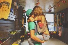 Cute Teenage Couples Kissing | cute, kissing, love, teens - inspiring picture on Favim.com