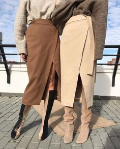 Style Classic: The Trenchcoat - Stil Mode - Jupe Look Fashion, Trendy Fashion, Winter Fashion, Fashion Blogger Style, Fashion Beauty, Luxury Fashion, Mode Outfits, Winter Outfits, Fashion Outfits