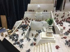 Tomb Kings, Thousand Sons, Building Painting, Fantasy Model, Mini Stuff, Space Wolves, Custom Action Figures, Crusaders, Warhammer 40000