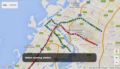 My Dubai Metro | The unofficial Dubai Metro community resource website