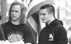Roddy and Mike