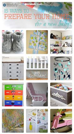 Preparing Your Home for a Newborn
