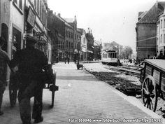 Gleisbauarbeiten, Benderstr., 40625 Düsseldorf - Gerresheim (1929)