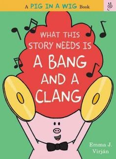 What this story needs is a bang and a clang