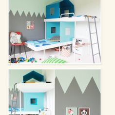 Want these bunk beds