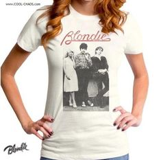 1ecb12f2 23 Best blondie t shirt images | Store, Feminine fashion, Outfits