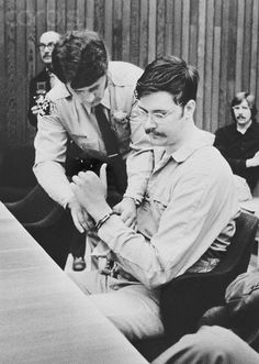 "Edmund E. Kemper in December of 1948, serial rapist and killer Ed Kemper is also known as the ""Co-Ed Killer."" Beginning his life of perversion as a child, he played with his sister's dolls, acting out perverted rituals with them. At the age of 15, he murdered his grandparents and was committed to a state hospital for a time. During the years of 1972 and 1973, he began a perverted killing spree of young female students. He would kill them and then perform sexual acts"