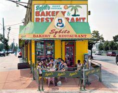 Steidl vient de publier Landscape as Longing, un livre réalisé à partir de photographies de Frank Gohlke et Joe Sternfeld prises dans le quartier du Queens à New York entre 2003 et 2004. C'est d'abord le titre de l'ouvrage qui interroge le lecteur Français et on se laisse rêver à la meilleure traduction possible pour le mot « longing » qui n'a pas vraiment d'équivalent en Français.