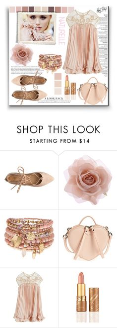 """""""Untitled #39"""" by violin-player-12 ❤ liked on Polyvore featuring Accessorize, Marc Jacobs, WithChic, tarte, Pink, girly and valentinesday2016"""