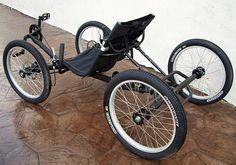 Utah Trikes - TerraTrike Utah Trikes TerraTrike Extended Quad