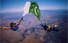 How many 'Likes' for these proud Pakistanis.