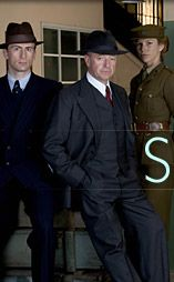 Foyle's War - Set along the South Coast of England in the 1940s, Foyle's War stars Michael Kitchen as the no-nonsense Detective Chief Superintendent Christopher Foyle