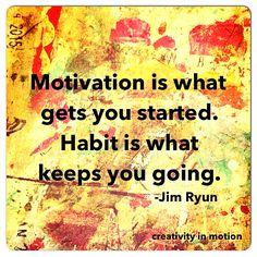 Social Media & Creative Motivation | creativity in motion