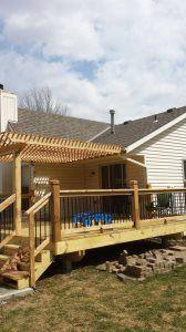 Pro #415393   J&b Construction LLC   Kansas City, MO 64157 Window Replacement, Exterior Doors, Kansas City, Pergola, Construction, Outdoor Structures, Windows, Outdoor Decor, Home Decor