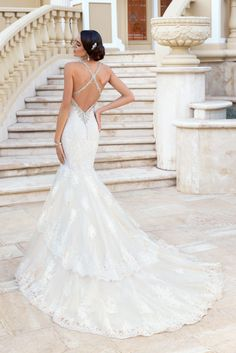 Wedding dresses for the effortlessly chic bride: see the gowns. Shop now! www.yzfashionbridal.com