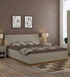777d36430bdd63 Beds - Buy Beds Online at Low Prices in India