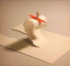 Miniatures by Tanaka Tatsuya