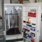 19 Concealed and Hidden Gun Safe Ideas for Your Home