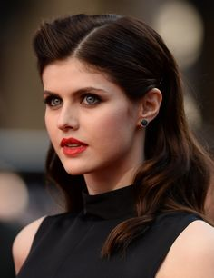 Alexandra Daddario #PrettyGirls #girls #hot #sexy #love #women #selfie #friends