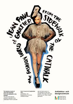Jean Paul Gaultier From the Sidewalk to the Catwalk