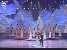 Así fue la participación de Mónica Spear en el Miss Venezuela 2004