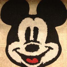 Mickey bathroom (mine)