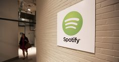 Spotify has dropped its cap on free web-based music streaming just a week before the launch of Beats Music.