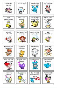 Incentivos para Educação Infantil - Incentivos para cadernos de alunos