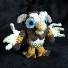 Horde Moonkin Hatchling, World of Warcraft