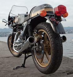 Bike Porn: 1981 Ducati 900 SS Desmo