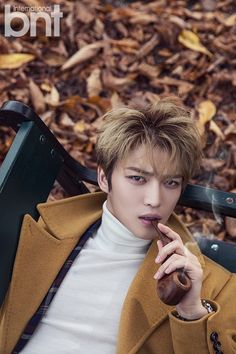 [TRANS] 141203 International bnt News' Star Gallery – Kim Jaejoong in Vienna, Austria | JYJ3