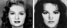 First and Second Beauty Composites (Left: Bette Davis, Audrey Hepburn, Grace… Film Polaroid, Moma, Identity Artists, Grand Palais Paris, A Level Photography, Art Photography, Art Critique, Beauty Myth, Georges Pompidou