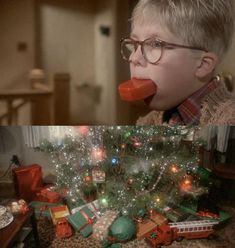 A Christmas Story, watch it all day on Christmas Day Christmas Story Movie, Holiday Movie, Christmas In July, Merry Christmas, Christmas Things, Cool Presents, Christmas Aesthetic, Xmas Party, Christen