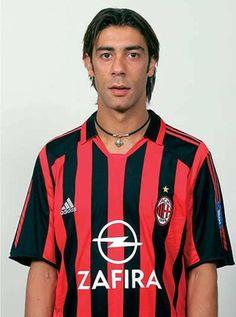 Rui Manuel César COSTA; 1990–94, Benfica POR, 1990–91 loan Fafe POR,1994–2001 Fiorentina ITA, 2001–2006 MILAN, 2006–08 Benfica POR