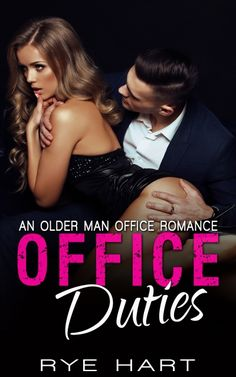Office Duties (Old Man Daddy's Best Friend Romance)