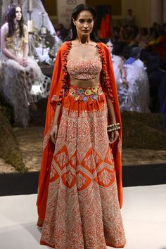 Anamika Khanna at India Couture Week 2016