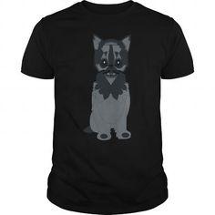 Cat In Black cat t shirt