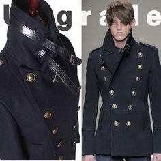 Gabe's coat