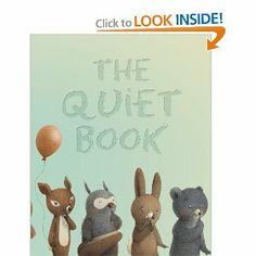There are many kinds of quiet:  Quiet can be delicate.  Quiet can be thundering!  Quiet can be sweet,  and cozy,  and can most definitely help you fall asleep.