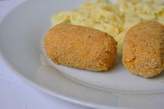 Almôndegas de Grão-de-Bico (Chickpeas Baked Balls)