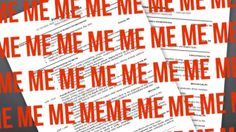 """Avoid a """"Me"""" Resume and Decrease Your Odds of Being Ignored by Yet Another Employer"""
