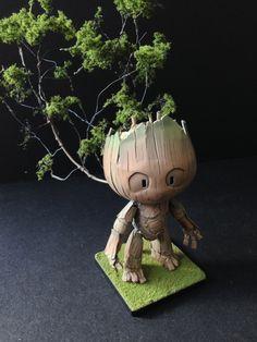 HG 1/144 Petit'G Guy ver. Groot - Project - Epikk