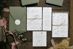 2.00 euro cad. Invito nozze matrimonio greenery - 50 pezzi Rsvp, Greenery, Envelope, Wedding Invitations, Delicate, Euro, Pattern, Cards, Handmade